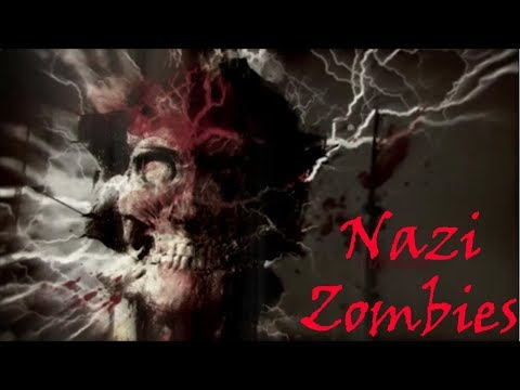 Nazi Zombies Scary Moments