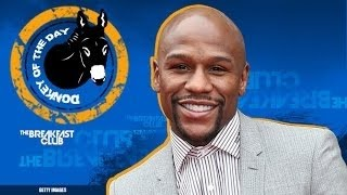 Donkey of the day: Floyd Mayweather Jr. (Compares his Racism to Alis)