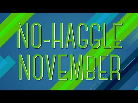 No Haggle November at Johnson City Honda!