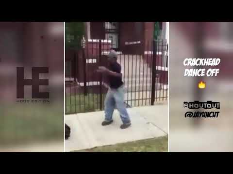 I BET $1,000,000 DOLLARS YOU WILL LAUGH! CRACKHEADS EDITION