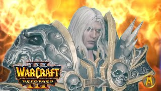 Lich King Arthas - Cinematic Credits [Warcraft 3: Reforged]