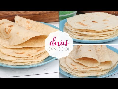 Fastest way to make flour tortillas softer sugar