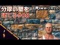 分厚い防壁を建てる RimWorld 1.0 #08 ゲーム実況プレイ リムワールド 日本語 PC Steam 正式リリース [Molotov Cocktail Gaming]
