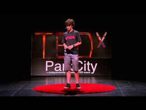 Crossroads between Childhood and Adulthood | Henry Silverman | TEDxYouth@ParkCity