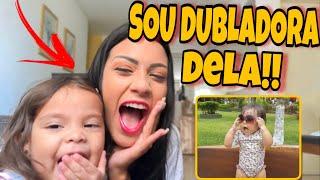 REAGINDO A MINHA OUTRA VOZ! ft. Valentina Sobrinho
