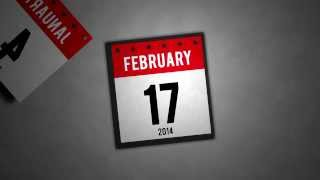 After Effects - Calendar animation