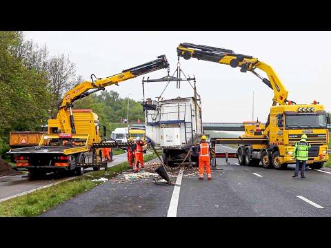 BERGING : Ongeval
