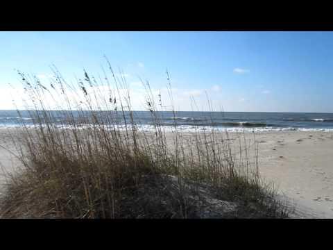 002.  Oak Island NC - Ocean - Caswell Beach NC