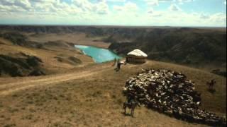 «Кемпір».Официальный трейлер. (Казахский язык).