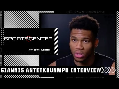 How Giannis willed himself back to the court after a scary knee injury   SportsCenter
