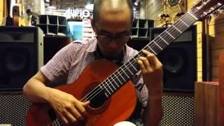 Nguyễn Quang Vinh-guitar: Fandanguillo- F.M Torrob