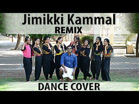 Jimikki Kammal REMIX - DJ Raj Ft. Taal Dance Studio