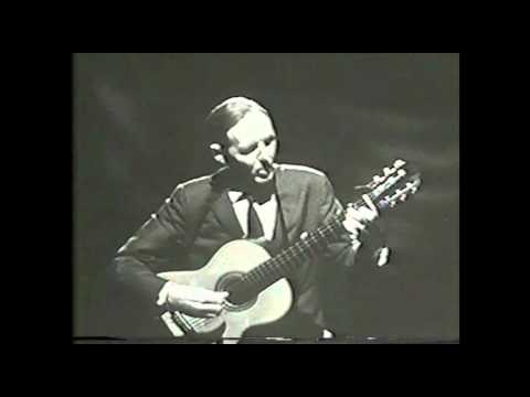 "Richard Dyer-Bennet Sings ""Waltzing Matilda"""