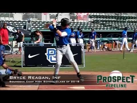 Bryce Reagan, Inf, Souhegan Coop High School  Class of 2018,Swing Mechanics at 240 FPS