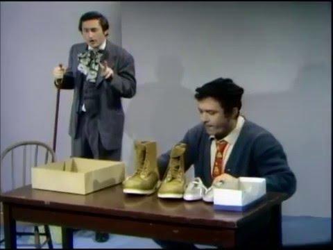 Sesame Street - Buddy and Jim Sort Shoes (1969)