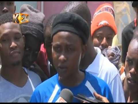 Wafanyibiashara walalamikia kubomolewa kwa vibanda vyao na KENHA