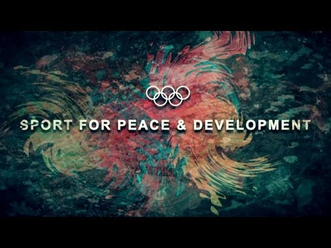 Building A Better World Through Sport - The Work Of The Olympics