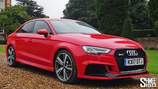THIS is the NEW Audi RS3 Saloon! thumbnail
