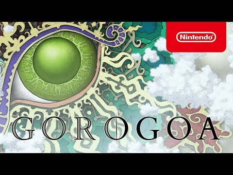 『ゴロゴア』(Gorogoa) [Indie World 2018.5.11]
