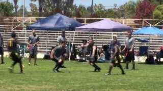 2013 Glendale Fire United States Police & Fire Flag Football Champions