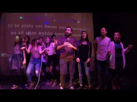 ESN Tartu karaoke party spring 2017