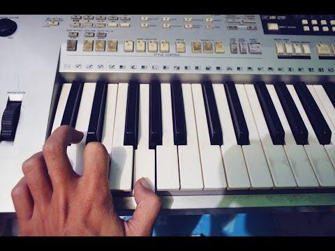 Belajar Orgen Tunggal - Memainkan Melodi Lagu Karmila
