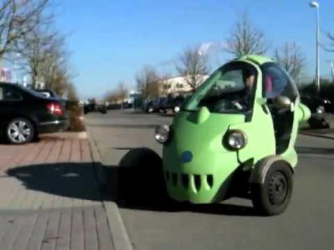 Sam Ii Electric Vehicle As Company Car