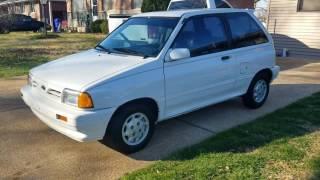 Ford Festiva GL 1992