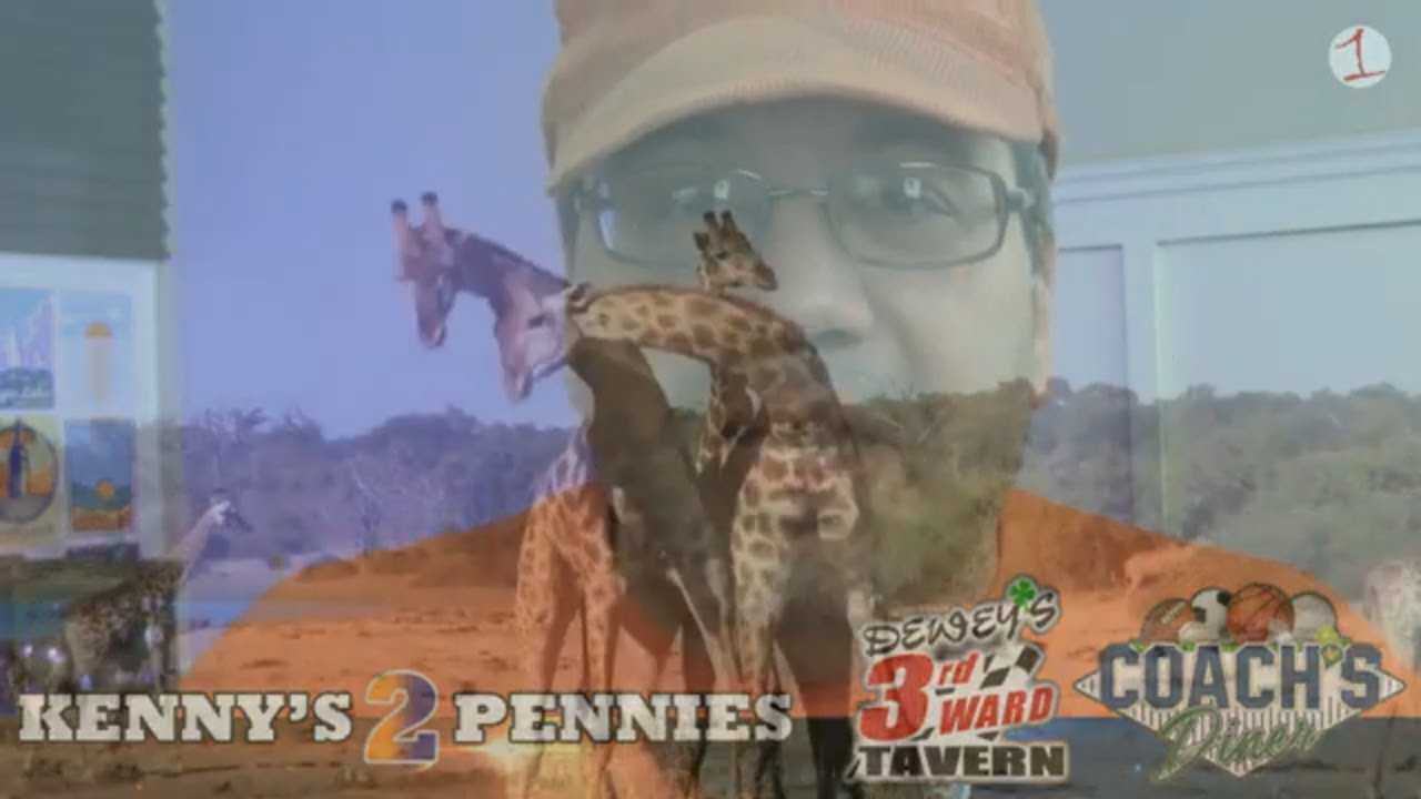 KENNY'S 2 PENNIES: The Great Duke of Buffalo, dangers of cheerleading & Ellen Degeneres (podcast)