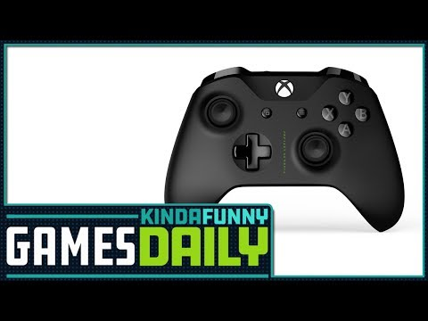 Xbox One X Pre-Order Success - Kinda Funny Games Daily 08.24.17