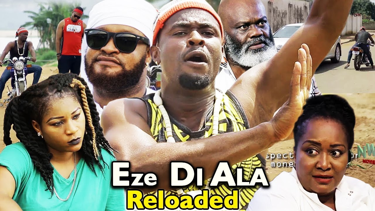 Download Eze Ndi Ala Reloaded (King Of Madness) - 2019 Latest Nigerian Movie