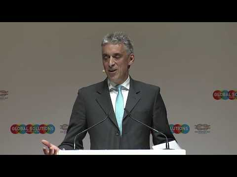 T20 Summit GLOBAL SOLUTIONS – Speech Frank Appel