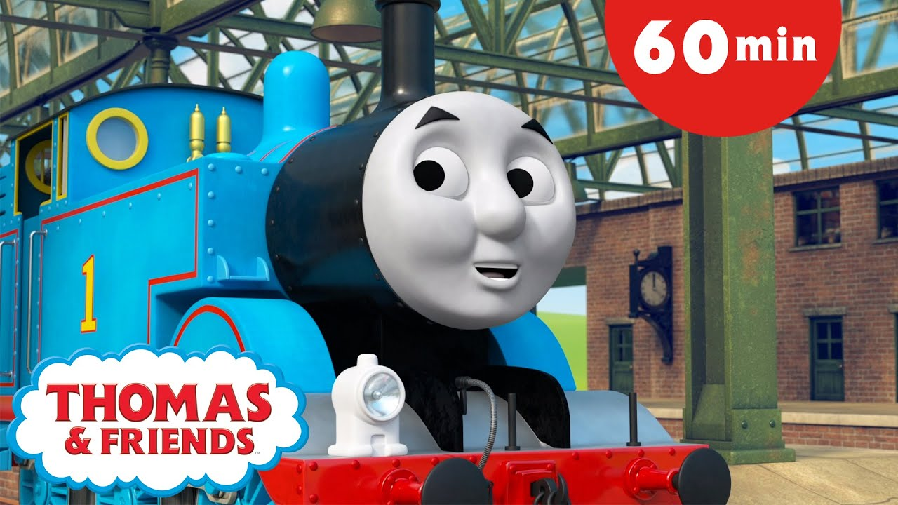 Thomas & Percy Learn Good Manners 🚂 +more Kids Videos   Thomas & Friends™ Learning Videos