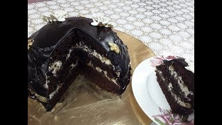 Торт Чернослив в шокаладе