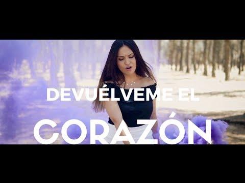 DEVUÉLVEME EL CORAZÓN - SEBASTIAN YATRA | CAROLINA GARCÍA Y SERGIO LÓPEZ COVER