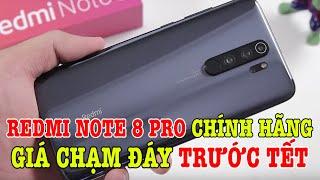 Redmi Note 8 Pro CHÍNH HÃNG GIÁ CHẠM ĐÁY trước Tết !