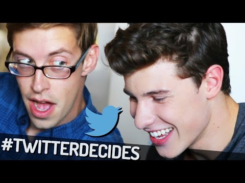 Thumbnail: Shawn Mendes Sings To A Baby And Kisses People • Twitter Adventure