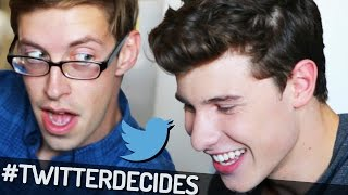 Shawn Mendes Sings To A Baby And Kisses People • Twitter Adventure