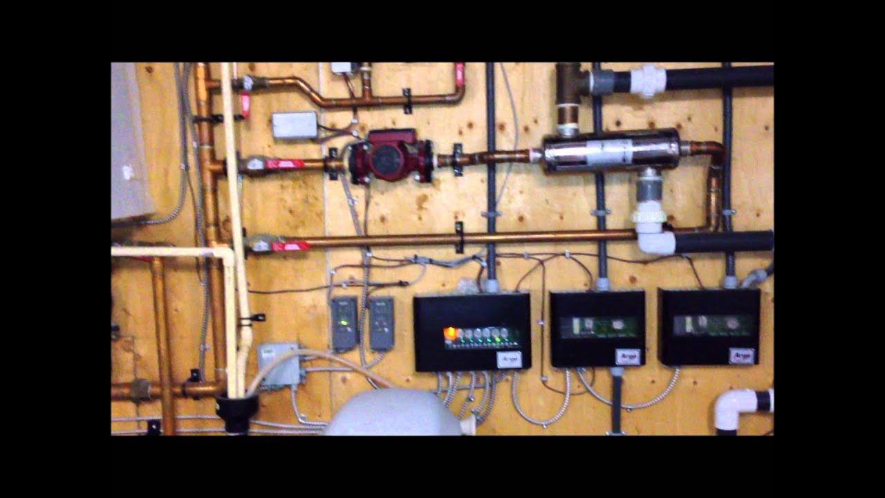 buderus gb142 boiler 1 inside.wmv - YouTube
