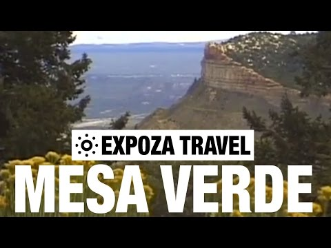 Mesa Verde (USA) Vacation Travel Video Guide