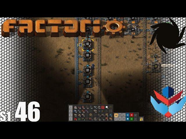 Factorio MP with NOG - S01E46 - Indecisive Concrete