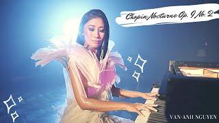Chopin Nocturne Op. 9 No. 2 - Van-Anh Nguyen