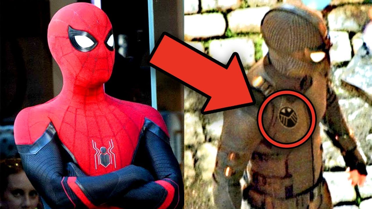 Spider Man Far From Home Leaked Pics Predictions Newrockstarsnews Youtube