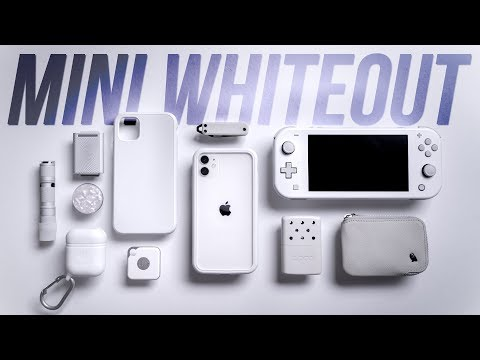 What's In My Pockets Ep. 14 - Mini Whiteout EDC (Everyday Carry)