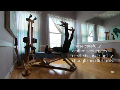 Gyrotonic - Equipment Private Sessions