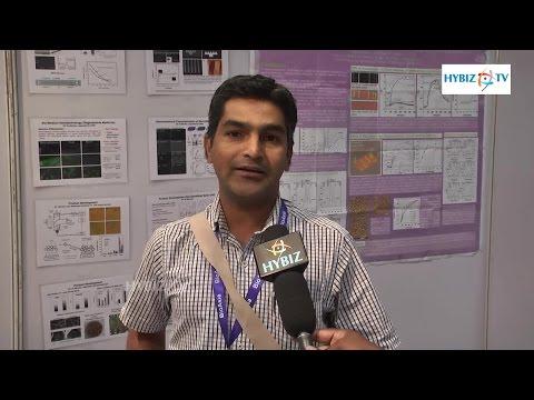 Marshall Dhayal Scientist of CCMB - BioAsia 2016 : hybiz.tv