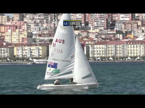 Santander 2014 ISAF Sailing World Championships - Men's 470 Medal Race