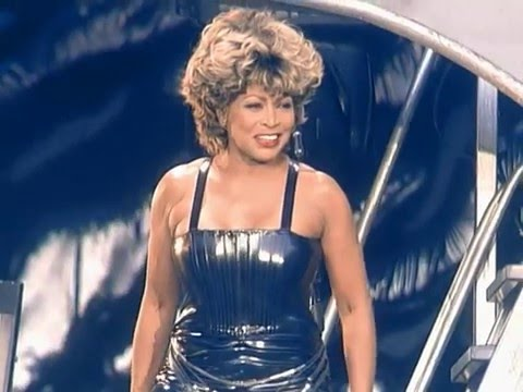 Tina Turner - Steamy Windows (The Live Collection)`2000 HQ