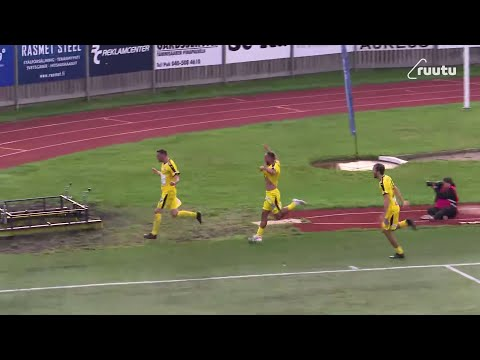 Ekenas TPS Goals And Highlights