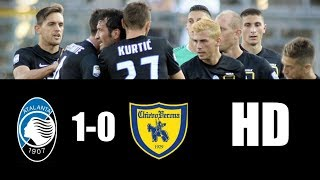 Video Gol Pertandingan Atalanta vs Chievo Verona